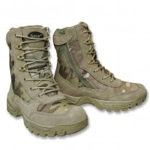 Katona csizma TACTICAL BOOT M.YKK ZIPPER